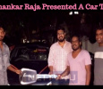 Yuvan Shankar Raja Presented A Car To Elan! Tamil News