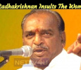 Pon Radhakrishnan Insults The Women Who Carry MeToo Tags… Tamil News