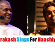 GV Prakash Croons For Ilayaraja's Composition! Tamil News
