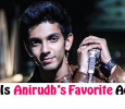 Who Is Anirudh's Favorite Star? Tamil News