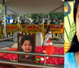 Actress Vijayashanti In Amma Memorial! Tamil News