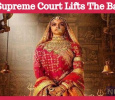 Supreme Court Lifts The Ban On Padmavat!