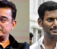 Actor Vishal Meets Kamal Haasan In A Sudden Development