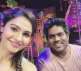 Andrea's Day With Yuvan Shankar Raja! Tamil News