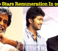 Thala Thalapathy's Remuneration In 2018 Is Out! Tamil News
