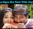 Anushka Signs Her Next With Gopichand? Tamil News