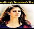 Nayanthara Strongly Recommends This Actor… Tamil News