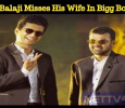 Thadi Balaji Misses His Wife In Bigg Boss 2! Tamil News