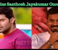 Arya Joins Santhosh Jayakumar Once Again! Tamil News