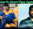 Atlee To Direct Thalapathy Vijay For The Third Time! Tamil News