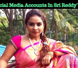 Fake Social Media Accounts In Sri Reddy's Name Started Spreading Rumors!