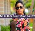 Nandita Swetha In Bigg Boss? Tamil News