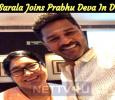 Kovai Sarala Joins Prabhu Deva In Devi 2!