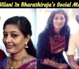 Serial Actress Nilani In Bharathiraja's Social Movement?