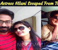 TV Serial Actress Nilani Escaped From The Police? Tamil News