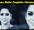 Hayma Malini, Malaysia Vasudevan's Daughter In Law Complains Vairamuthu! Tamil News