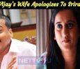 John Vijay's Wife Apologizes To Sriranjani! Tamil News