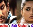 Anushka's Exit Vishal's Gain! Tamil News
