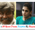 Aramm Director's Dream Comes True After Three Decades! Tamil News