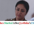 Researches Going On Following Jyothika's Dialogue In Naachiyaar! Tamil News