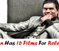 Wow! Yuvan Shankar Has 16 Movies On His Hands!