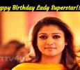 Happy Birthday, Lady Superstar!!! Tamil News