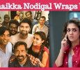 It Is A Wrap Up For Imaikkaa Nodigal! Tamil News