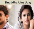 Shraddha Joins Uday!