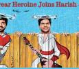 Yesteryear Heroine Joins Harish – Raiza!