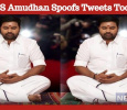 CS Amudhan Not Only Spoofs The Films But The Tweets Too! Tamil News