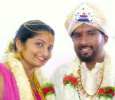 Simple Suni Enters The Wedlock! Reception Today! Kannada News