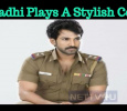 Aadhi Plays A Stylish Cop In U Turn!