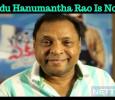 Telugu Comedian Gundu Hanumantha Rao Passed Away! Telugu News