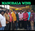 Manobala Wins The Writers Union Election! Tamil News