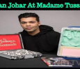 Karan Johar Gets A Wax Statue At Madame Tussauds!