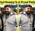 Arvind Swamy Is A Proud Father! Tamil News