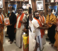 Rajini Meets Hindu Makkal Katchi Leader Arjun Sampath! Tamil News