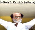 Rajini's Role In Karthik Subbaraj Movie Is Out! Tamil News