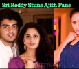 Sri Reddy Stuns Ajith Fans By Revealing About Him! Tamil News