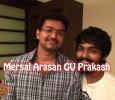 GV Prakash Tweets About Mersal! Tamil News