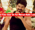 Vijay To Answer His Fans At The Audio Launch! Tamil News