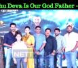 Prabhu Deva Is Our God Father - Vijay