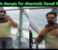 Simbu In The Sets Of Attarintiki Daredi Remake! Tamil News