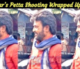 Superstar's Petta Shooting Wrapped Up Today! Tamil News