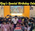 Arun Vijay Celebrated His Birthday In Udhavum Karangal! Tamil News