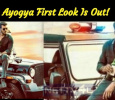 Here You Go…. Ayogya First Look Is Out! Tamil News