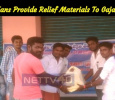 Vishal Fans Provide Relief Materials To Gaja Victims! Tamil News