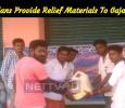 Vishal Fans Provide Relief Materials To Gaja Victims! Tamil News