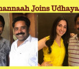 Tamannaah Joins Udhayanidhi! Tamil News