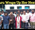 It Is A Wrap For Varalaxmi!